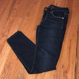 American eagle dark jeans